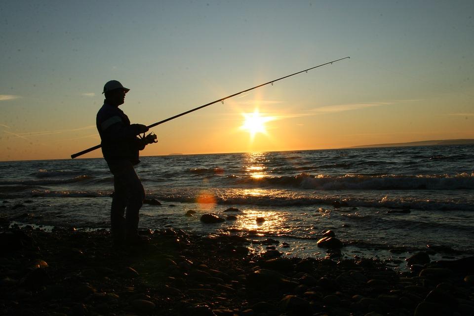 Sığacık'ta Balık Avı